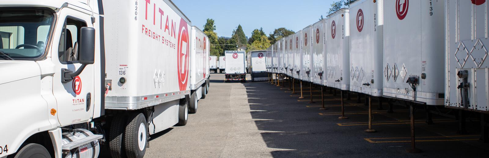 titan freight systems inc titan freight systems inc